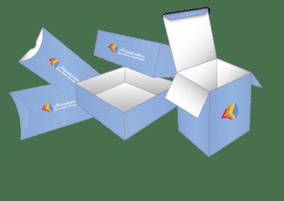 Faltschachteln und Verpackungen